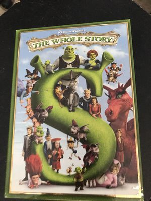 shrek movie collection for Sale in Orlando, FL