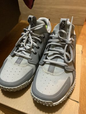 Nike Lunarlon Running Shoes Grey for Sale in Los Angeles, CA
