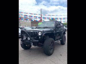 2009 Jeep Wrangler for Sale in Philadelphia, PA