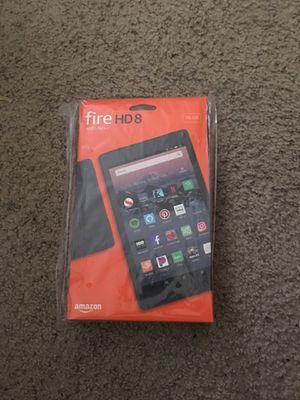 Fire HD8 tablet 16 GB(black) for Sale in Riverside, CA