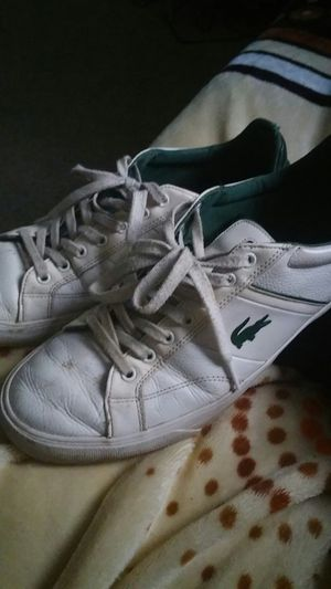 Lacoste shoes. 9.5 Men for Sale in Los Angeles, CA
