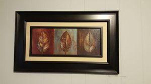 3 leaf framed art for Sale in Kingsport, TN
