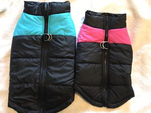 Dog Jackets for Sale in Horizon City, TX
