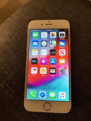 iPhone 6. ATT. Gold. for Sale in Essex, MD