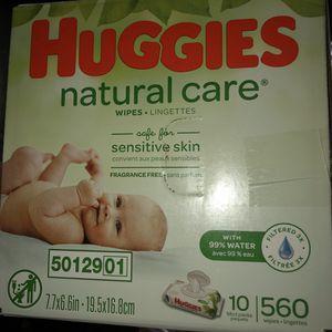 HUGGIES WIPES for Sale in San Diego, CA