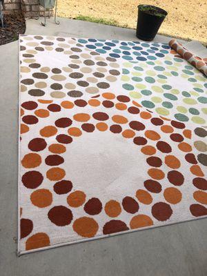 8'x10' indoor/outdoor area rug for Sale in Lexington, SC