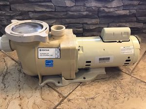 Pentair Superflo 2.0HP Variable Speed Pool Pump (Part 340044) for Sale in Astatula, FL