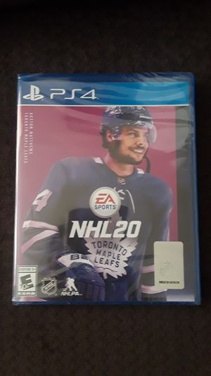 PS4 NHL 20 for Sale in Colton, CA