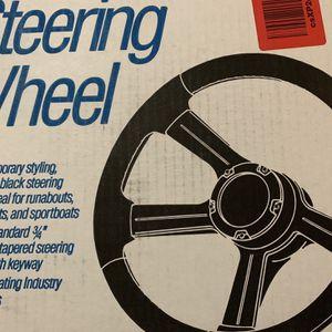 "Attwood 13"" Steering Wheel Soft Grip for Sale in Glendale, AZ"