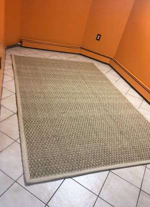 Natural/ivory Area Rug for Sale in Providence, RI