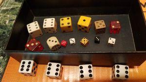 Vintage dice, D6. for Sale for sale  Bonney Lake, WA