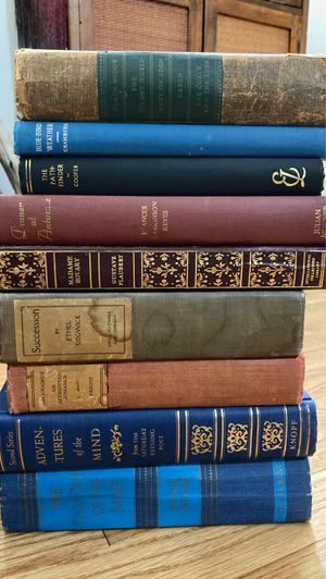 Antique Hardcovers for Sale in Kennewick, WA