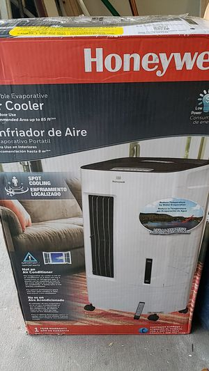 Honeywell air cooler no control for Sale in Las Vegas, NV