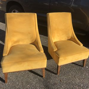 2 World Market Chairs for Sale in Lynnwood, WA
