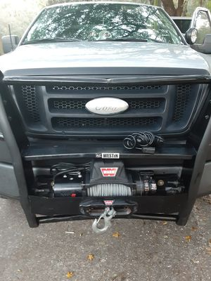 Winch and bumper for Sale in Gibsonton, FL