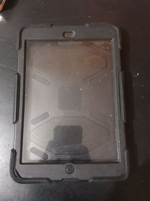 Griffin Black Survivor iPad Mini 1,2, or 3 Case for Sale in Junction City, OH