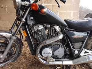 1984 Honda Shadow 700. Garage kept needs battery and tune up. Excellent reliable bike for Sale in Street, MD