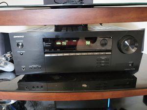 Onkyo 5.1 Surround sound unit for Sale in Glen Burnie, MD