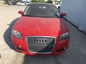 2006 Audi A3 for parts PARTS ONLY for Sale in Dallas, TX