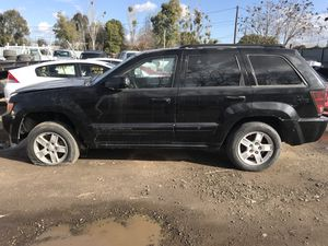 2007 Jeep Grand Cherokee for parts only for Sale in Salida, CA