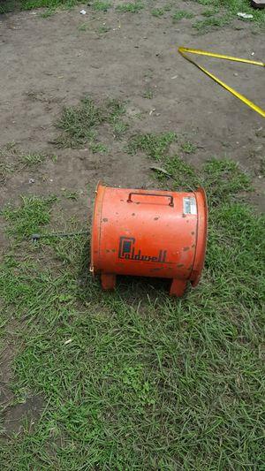 35 k rpm silo fan for Sale in Henderson, KY