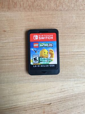 🔥FREE🔥-🔥NINTENDO SWITCH GAME🔥-🔥LEGO WORLDS🔥-🔥[READ DESCRIPTION]🔥 for Sale in Los Angeles, CA