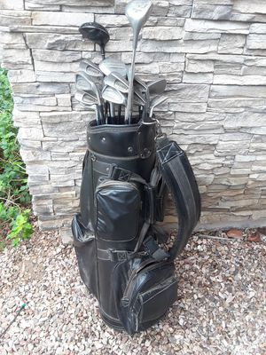 Golf clubs with bag for Sale in Phoenix, AZ