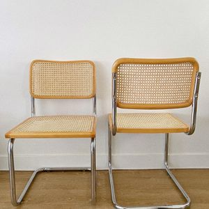 Cesca Chairs Vintage. ( Made In Italy) for Sale in Lake Oswego, OR