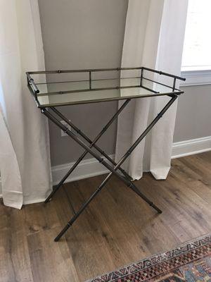 Brass & Mirror Bar Cart for Sale in Washington, DC