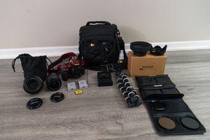 Nikon 3400 DSLR Camera for Sale in Fullerton, CA