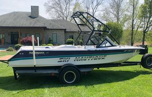 Price $$12OO 1995 Ski Nautique One Owner! Excellent Condition for Sale in Washington, DC