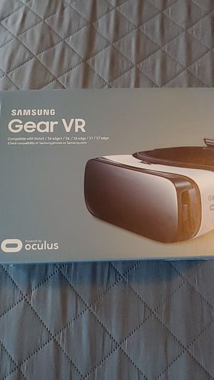 Samsung Gear VR Oculus Headset for Sale in Neenah, WI