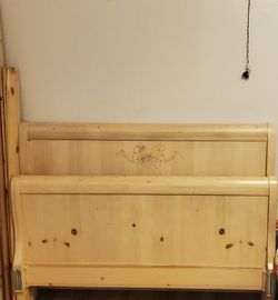 Full Size Bed Frame for Sale in Fresno,  CA