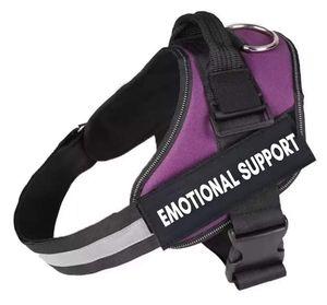 Emotional Support Dog Harness Purple Vest for Sale in Hudson, FL