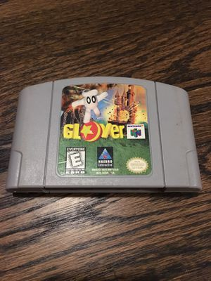 N64 Glover Game for Sale in El Segundo, CA