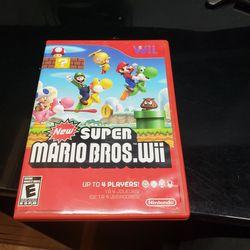 New Super Mario Bros Wii for Sale in Tampa,  FL