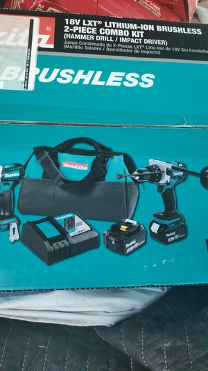 Makita 5.0 combo $220.00 firme for Sale in Fontana, CA