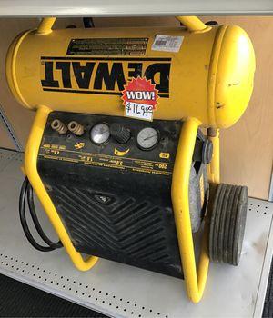DeWalt Air Compressor for Sale in Kansas City, MO