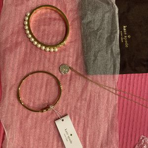 Kate Spade jewelry Necklace Bracelet for Sale in Somerville, MA