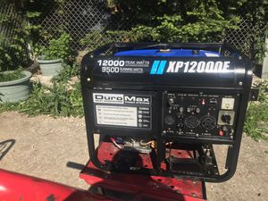 12000 watt 50 amp generator for Sale in Cleveland, OH
