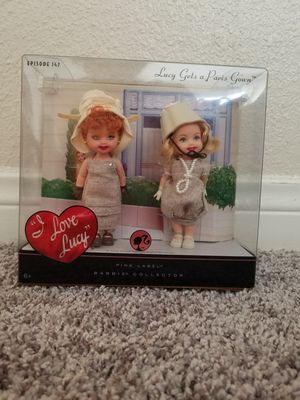I Love Lucy Mini Barbie Collection for Sale in Santa Ana, CA