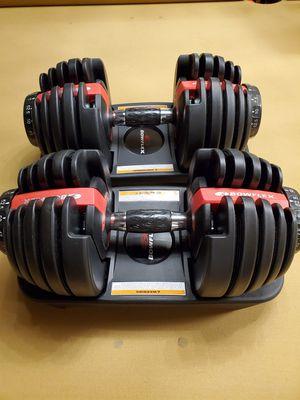 Bowflex SelectTech 552 Dumbbells - Pair for Sale in Miami, FL