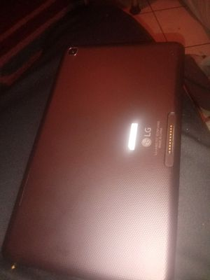 LG tablet laptop for Sale in Los Angeles, CA