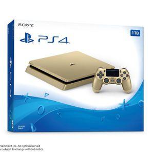 Sony - PlayStation 4 1TB Console - Gold for Sale in Warren, MI