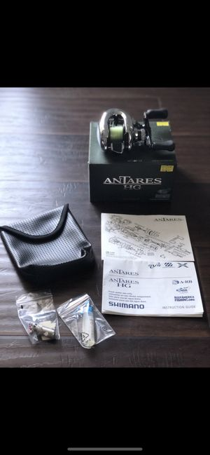 Shimano ANTARES HG for Sale in Los Angeles, CA