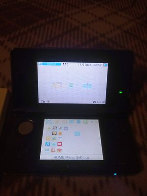 Nintendo 3ds with charger and game for Sale in San Antonio, TX