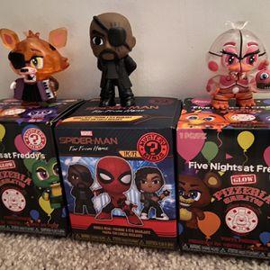 Funko Mystery Mini Lot! for Sale in Frederick, MD
