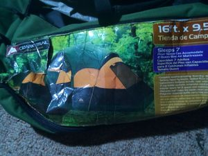7 man Done Tent for Sale in Warner Robins, GA