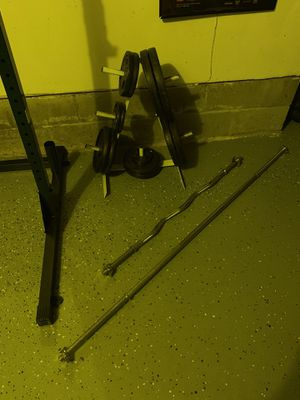 Weights and bars for Sale in Virginia Beach, VA