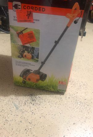 Black and decker edger for Sale in Cypress, TX